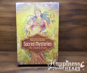 Sacred Mysteries The Chakra Oracle