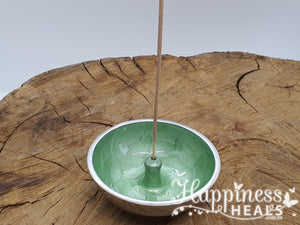 Incense Holder - Round Metal