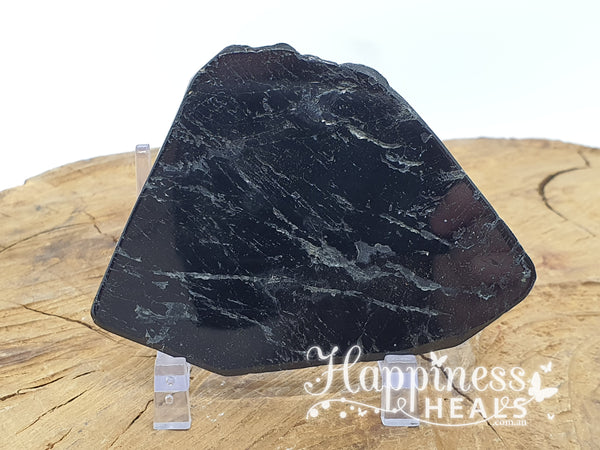 Black Tourmaline Slab