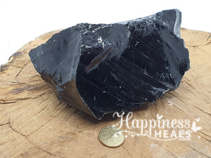 Black Obsidian (Raw)