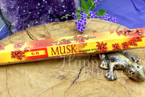 Musk Incense Sticks - GR