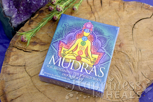 Mudras For Awakening The Energy Body