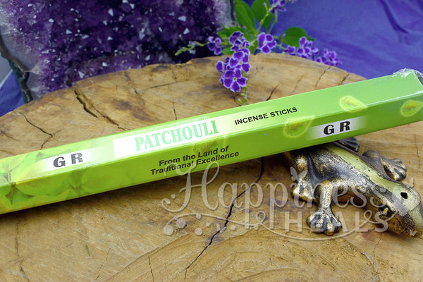 Patchouli Incense - GR