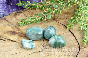 African Jade (Tumbled)
