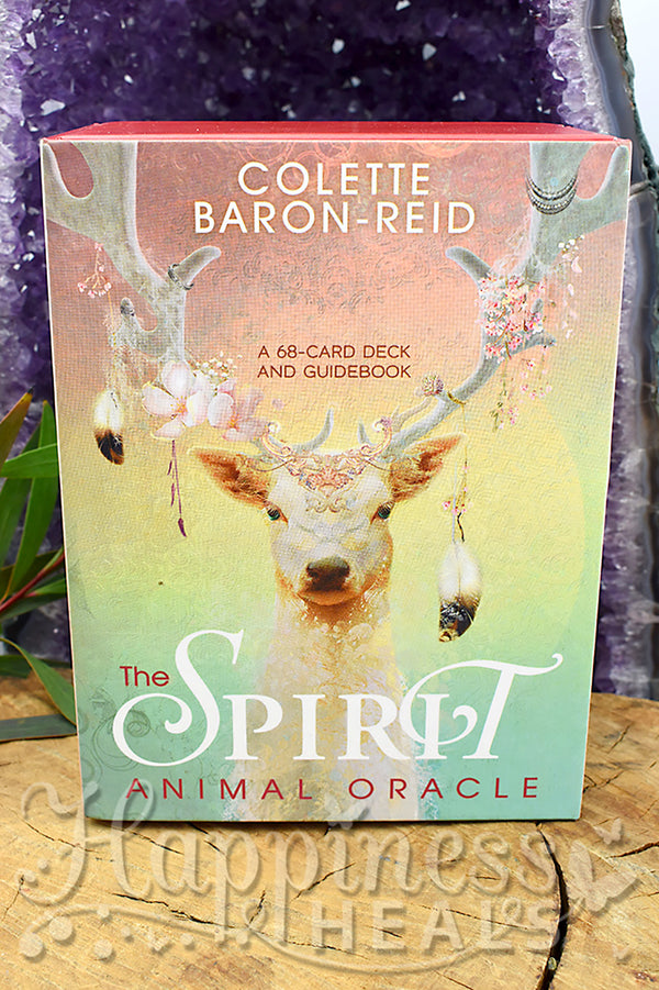 The Spirit Animal Oracle
