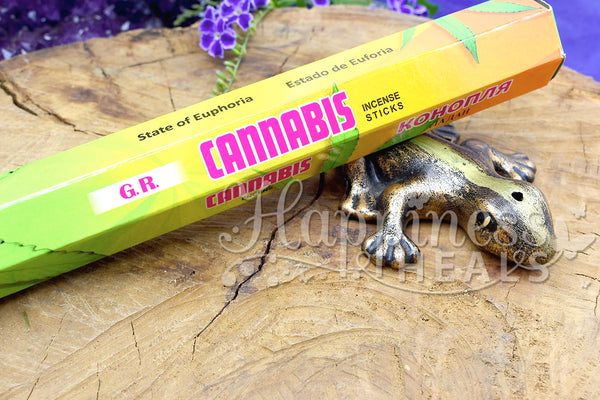 Cannabis Incense Sticks - GR