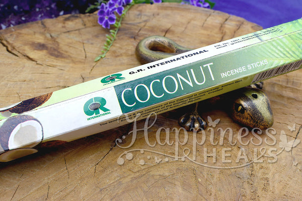 Coconut Incense Sticks - GR