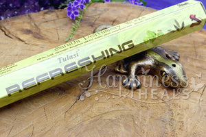 Refreshing Incense Sticks - Tulasi