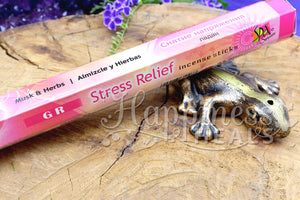 Stress Relief Incense Sticks - GR