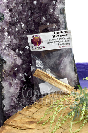 "Palo Santo ""Holy Wood"""