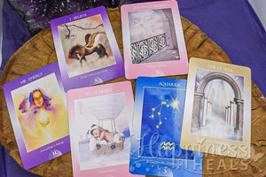 The Keys To Heaven Tarot