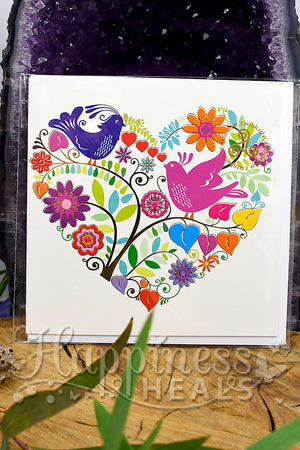 Greeting Cards - Blank Inside