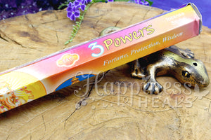 3 Powers Incense Sticks - SAC