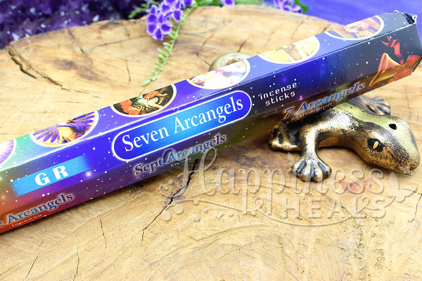 Seven Arcangels Incense Sticks - GR