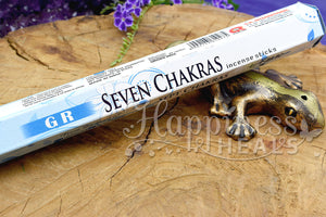 Seven Chakras Incense Sticks - GR