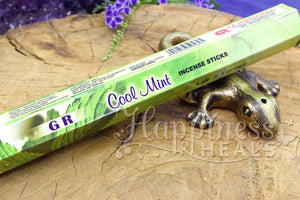 Cool Mint Incense Sticks - GR