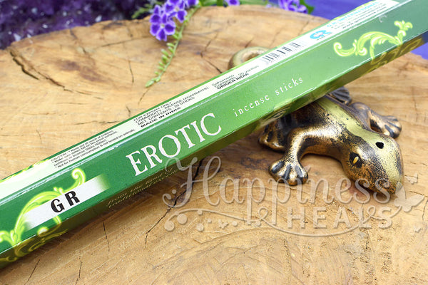 Erotic Incense Sticks - GR