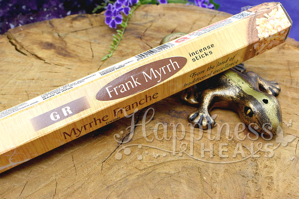 Frank Myrrh Incense Sticks - GR