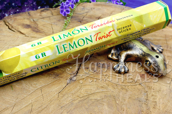 Lemon Incense Sticks - GR