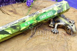 Lemon Grass Incense Sticks - GR
