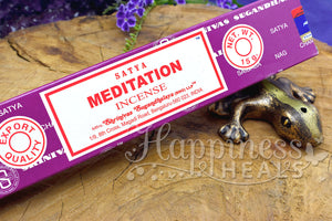 Meditation Incense - Satya