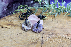 Purple Jasper Donut