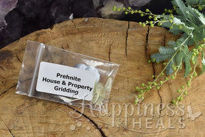 Prehnite House & Property Gridding