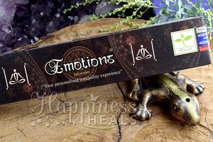 Emotions - Incense - Satya