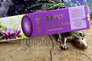 Reiki Timelessness Incense Sticks