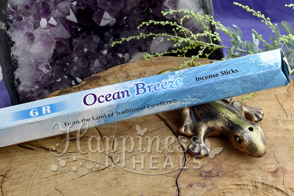 Ocean Breeze Incense Sticks - GR