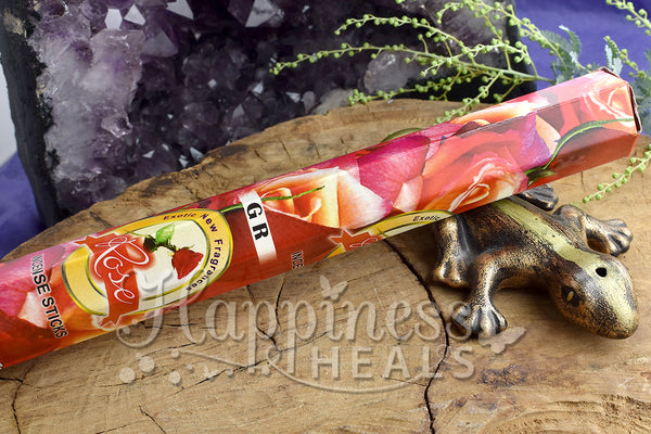 Rose Incense Sticks - GR