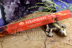 Strawberry Incense Sticks - SAC