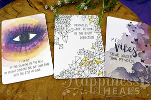 The Universe has your back card deck  By Gabrielle Bernstein