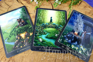 Earth Wisdom Oracle Card Deck