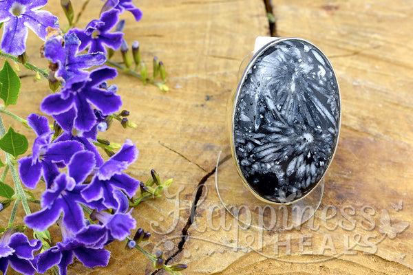 Chysanthemum Stone Ring
