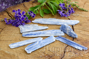 Blue Kyanite (Raw)
