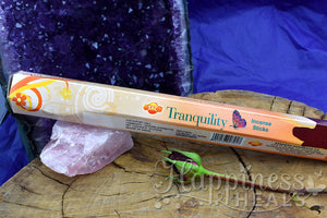 Tranquility Incense Sticks - SAC
