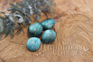 Chrysocolla (Tumbled)