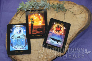 Angels Of Atlantis Oracle Cards
