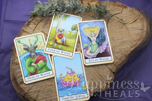 The Bohemian Animal Tarot