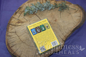 Australian Feather Magic Oracle Cards