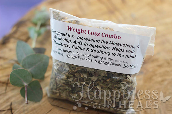 Weight Loss Combo Herbal Tea