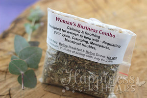 Woman's Business Combo Herbal Tea