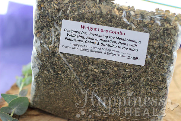 Weight Loss Combo Herbal Tea (Bulk)
