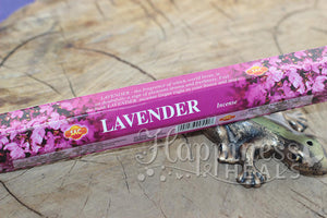 Lavender Incense Sticks - SAC