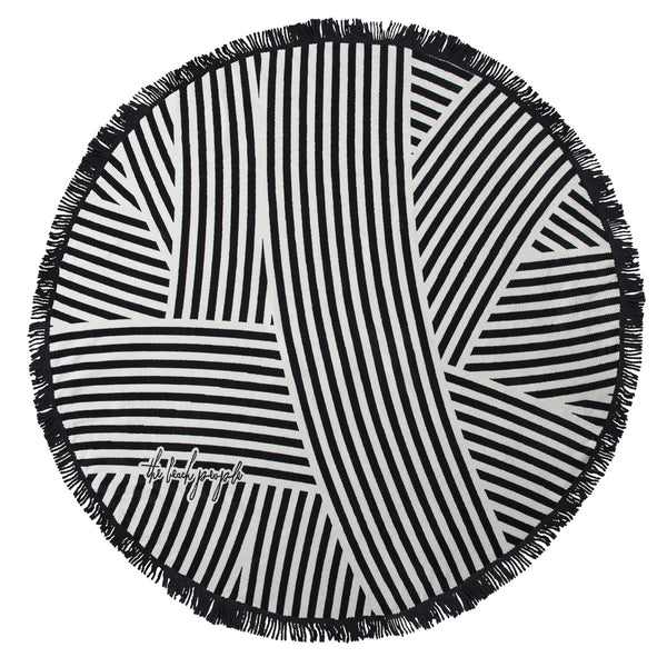 The Paloma Round Towel