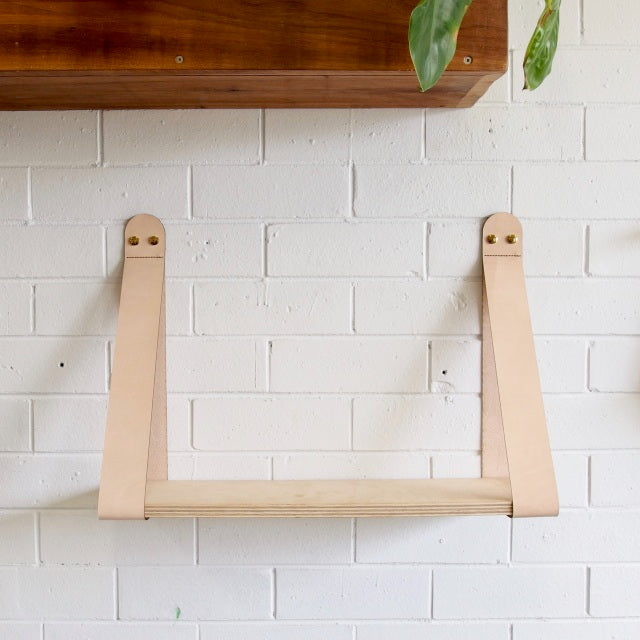 DIY Single Shelf Bracket Kit
