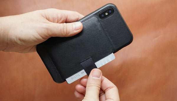 Distil Union Wally iPhone wallet   Shopify Retail blog