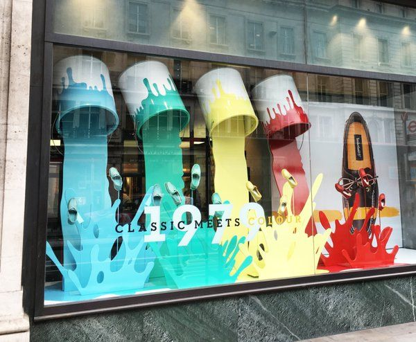 A foolproof guide to creating window displays that turn for Retail shop display ideas