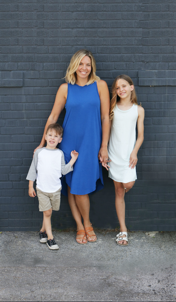 Alyssa Kerbel and family | Shopify Retail blog
